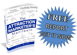 Attraction Marketer's Free Offer