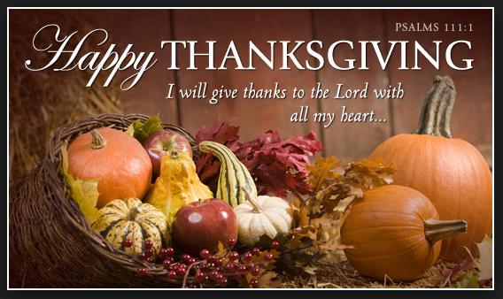 Being Thankful; Because! - Horner Coaching